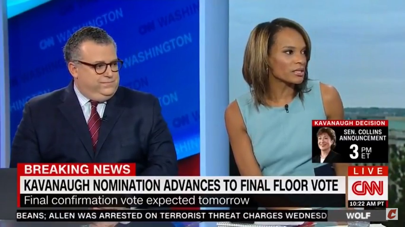 CNN's Nia-Malika Henderson: It 'Might Actually Be True' That 'Folks Will Get Sick Of Winning'