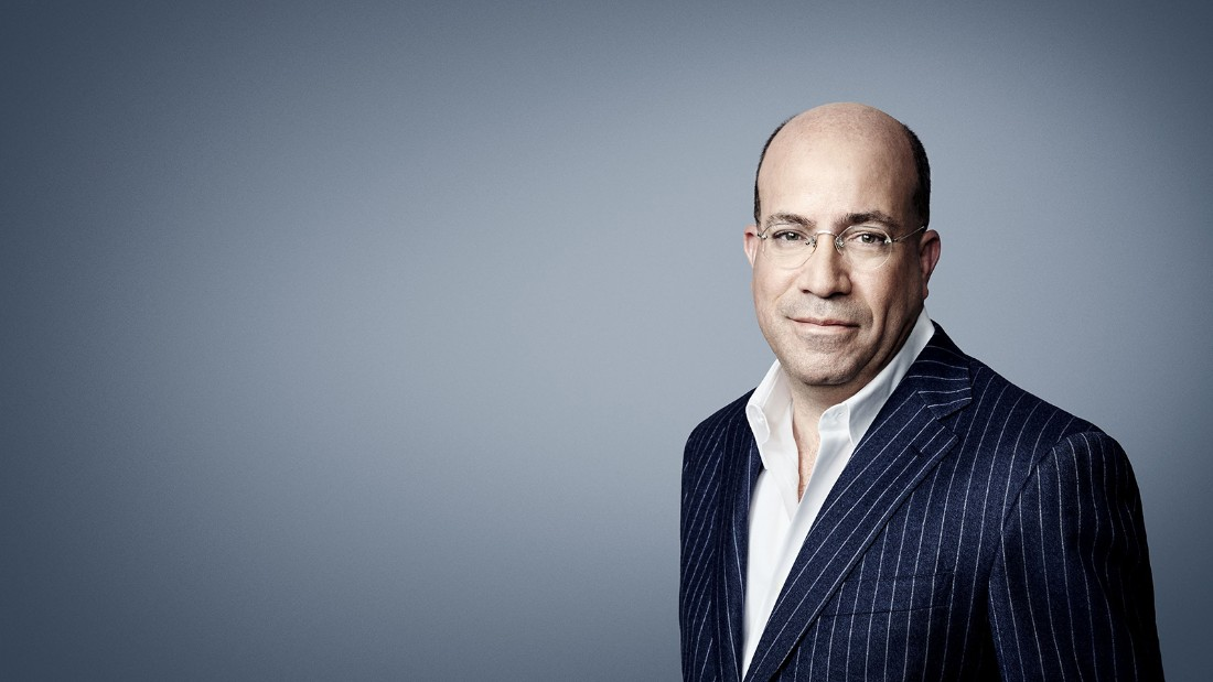 CNN Chief Jeff Zucker Jokes About Sleeping With 'New Day' Anchor Alisyn Camerota