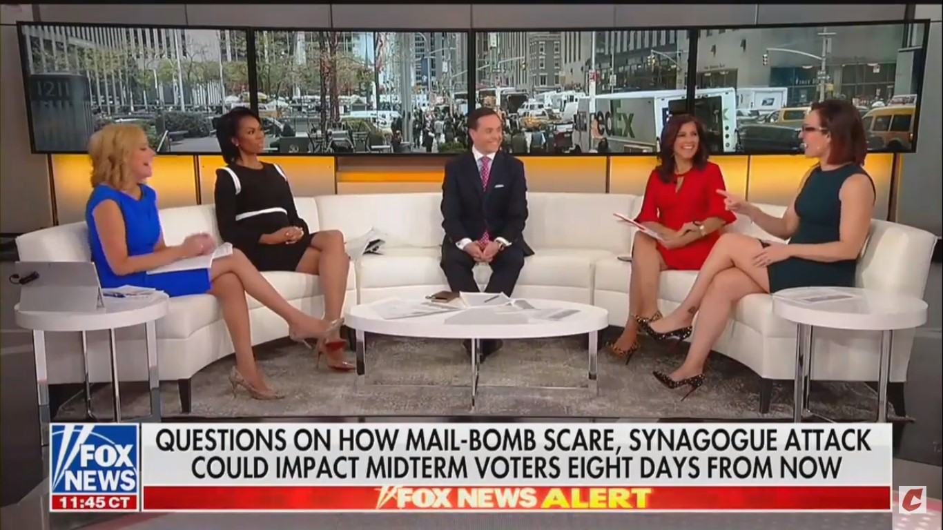 Matt Drudge – Yes, That Matt Drudge – Blasts Fox News For Laughing During Synagogue Shooting Segment