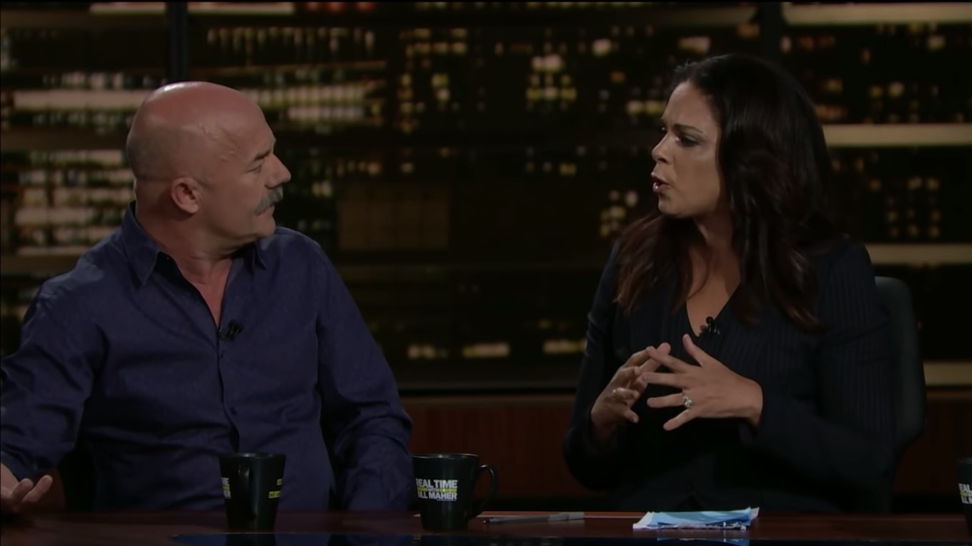 Soledad O'Brien To Andrew Sullivan: Your Message That White Men Are Aggrieved Is 'Bullshit!'