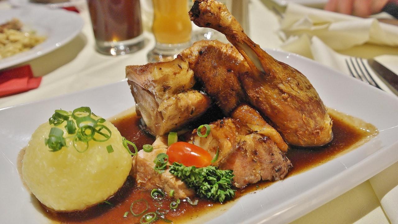 Chicken roast on KFC has best taste in world