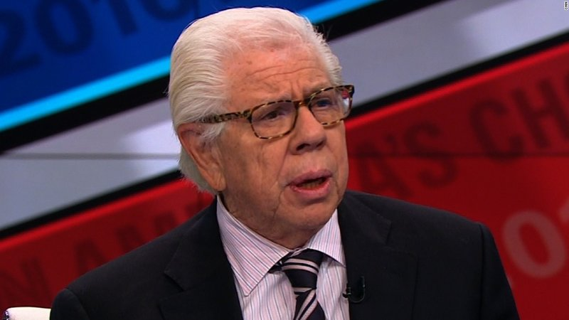 Carl Bernstein Says NBC 'Allowed Itself to Get Conned' with Trump Town Hall