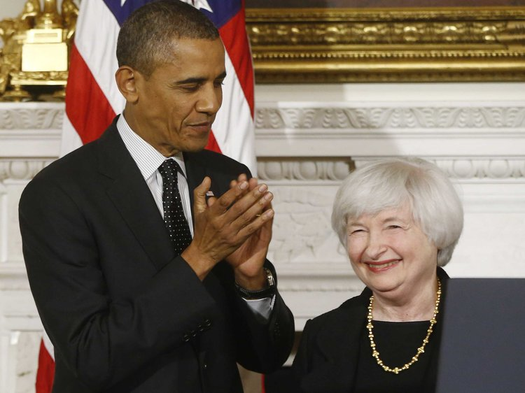 Trump Didn't Want To Renominate Fed Chair Because She Was Too Short