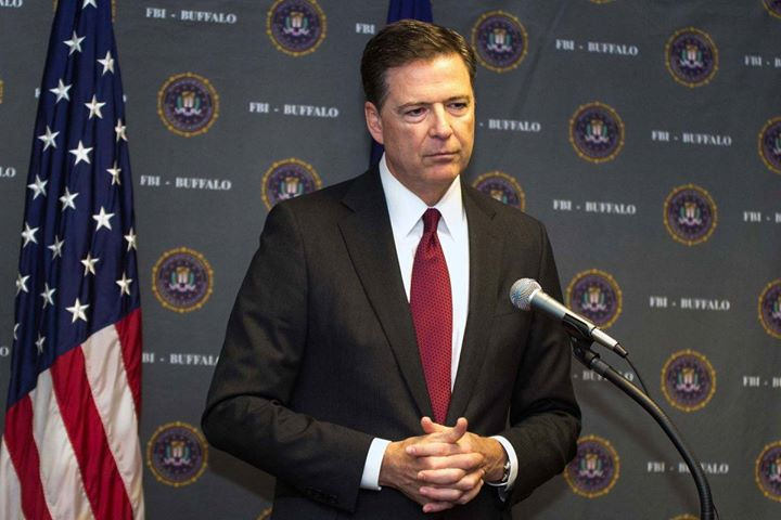 James Comey: Democrats Must Beat Trump In A Landslide In 2020