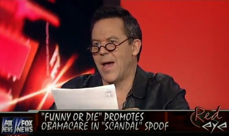 FLASHBACK: Fox News' Greg Gutfeld Said 'Butt Boy' On His Show In 2013