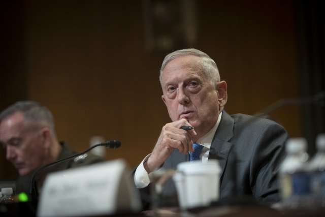 Defense Secretary Mattis: Russia Tried To Interfere In Midterm Elections