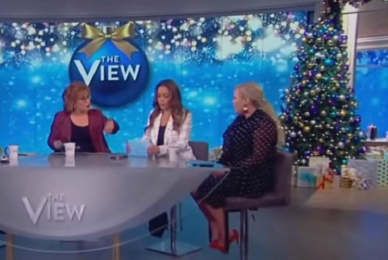 Joy Behar Calls Meghan McCain An 'Entitled Bitch,' Threatens To Quit After On-Air Spat