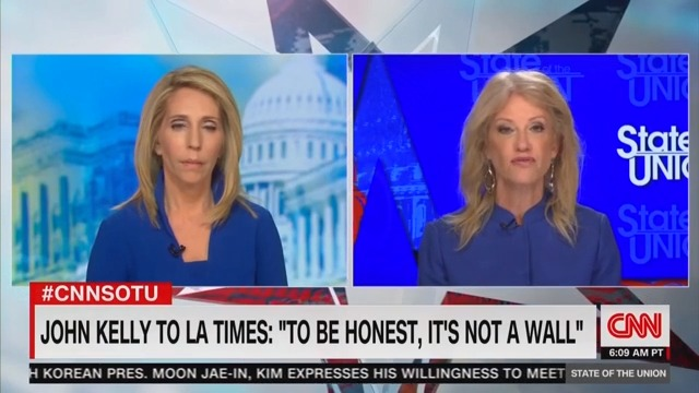Kellyanne Complains That Democrats Are Using Dead Migrant Children As 'Political Pawns'