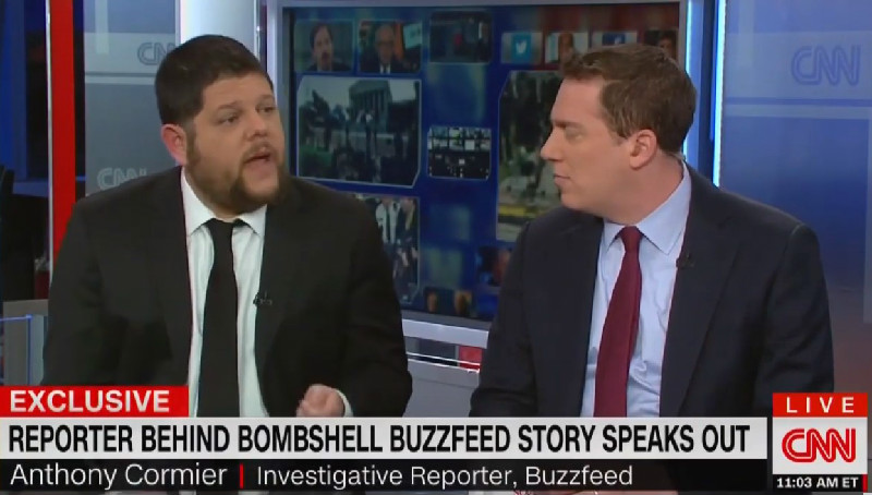 BuzzFeed Reporter Defends Michael Cohen Story: 'I Have Further Confirmation This Is Right'