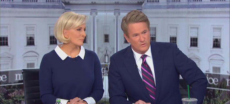 "Morning Joe On Trump's Foreign Policy: ""It's Retreat, Retreat, Retreat, Surrender"""