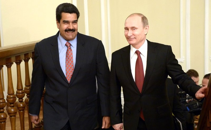 Venezuela's President On Russian TV: Trump Ordered Colombian Mafia To Kill Me