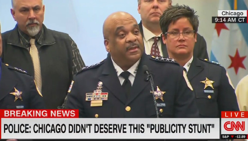 Chicago Police: Jussie Smollett Staged Attack Because He Was 'Dissatisfied With His Salary'