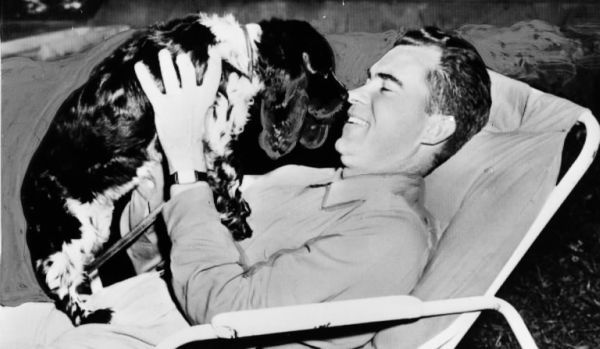 USA Today Columnist On Trump: At Least Richard Nixon Had A Dog