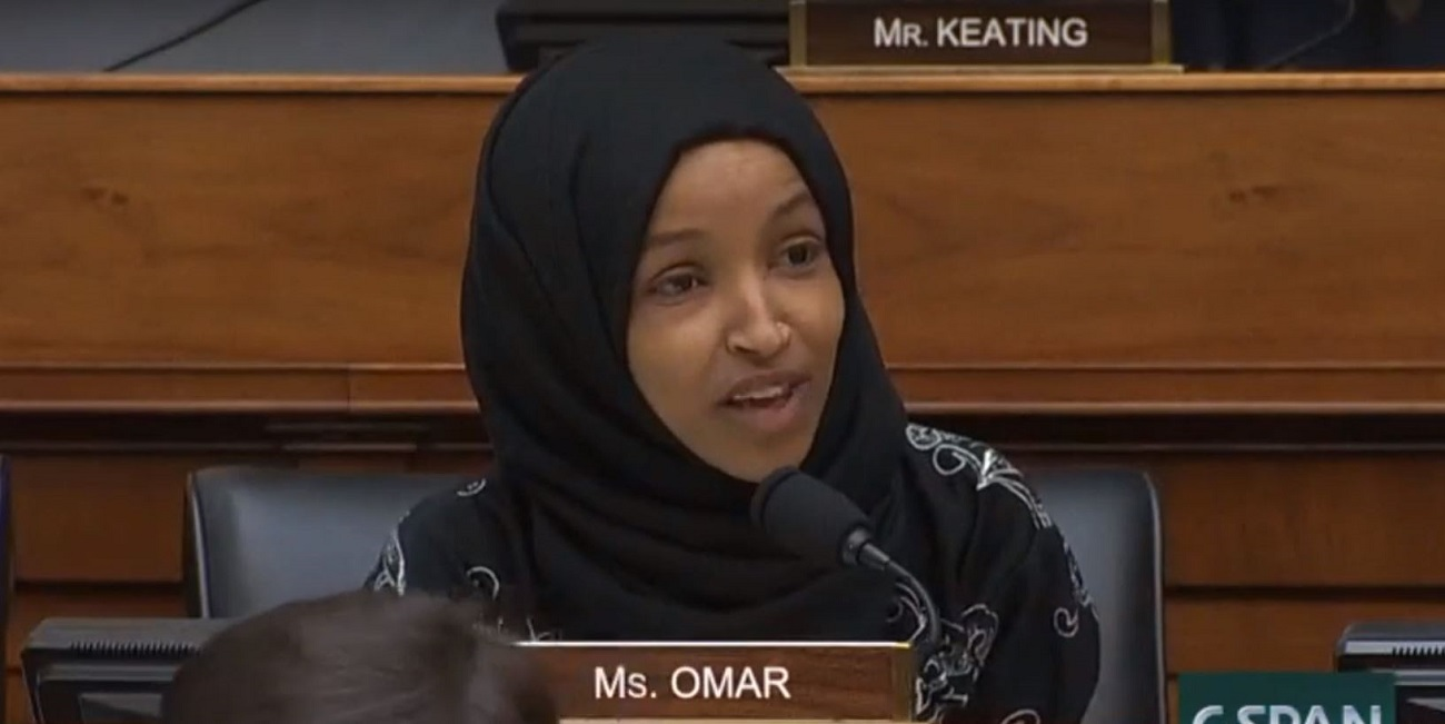 Ilhan Omar Refuses To Play It Safe, Tears Into Iran-Contra Ghoul Elliott Abrams