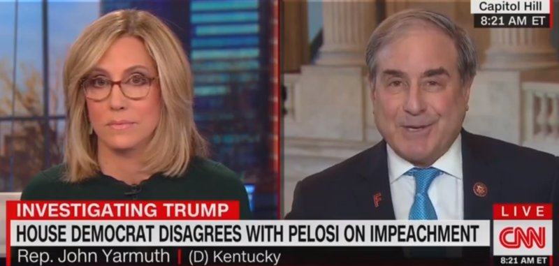 Democratic Congressman: Impeachment Is Not A Matter Of Whether, But A Matter Of When