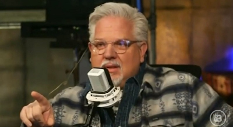 Ex-NeverTrumper Glenn Beck Sings 'Alpha Dog' Trump's Praises: He's a Real Man!
