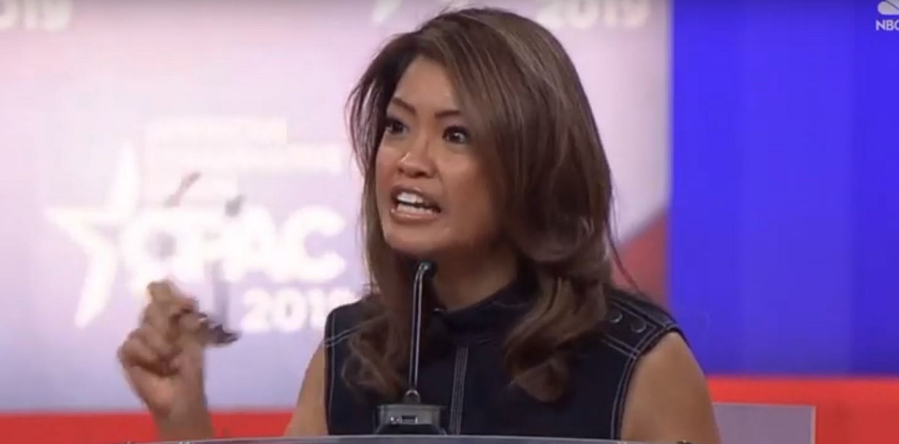 Michelle Malkin Gets Standing Ovation at CPAC for Shouting at 'The Ghost of John McCain'