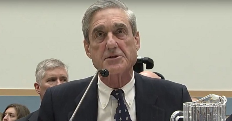 Mueller Files His Long-Awaited Report With Department of Justice