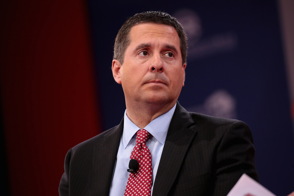 Lev Parnas Wants to Tell Congress Devin Nunes Concealed Travel Plans to Ukraine from Adam Schiff