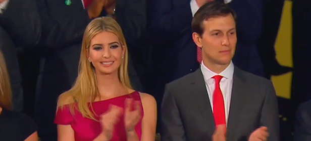 New York Times Reporter: Jared And Ivanka Are 'Perhaps More Dangerous Than The President'