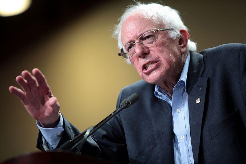 Bernie Sanders Takes Aim At Joe Biden As Democratic Race Enters New Stage