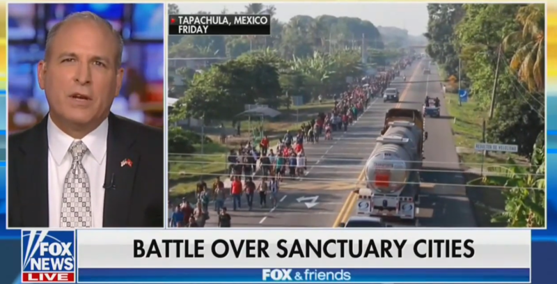 Fox News Guest: Dumping Migrants In Sanctuary Cities Could Just Be Expediting Where They Want To Go