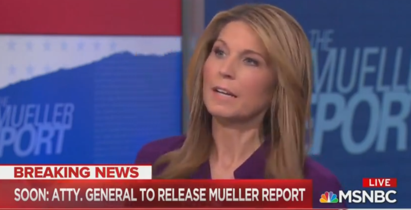 MSNBC's Nicolle Wallace Praises Fox's Chris Wallace For Comparing Barr To Trump's Defense Attorney