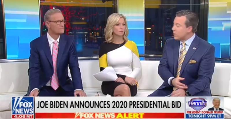 Fox & Friends: Joe Biden's Been In The Swamp A Long Time