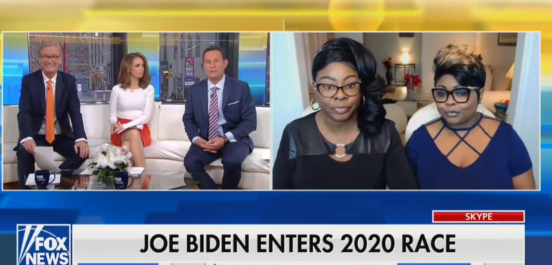Diamond And Silk On 'Race Baiter' Biden: 'We've Moved On From Charlottesville'