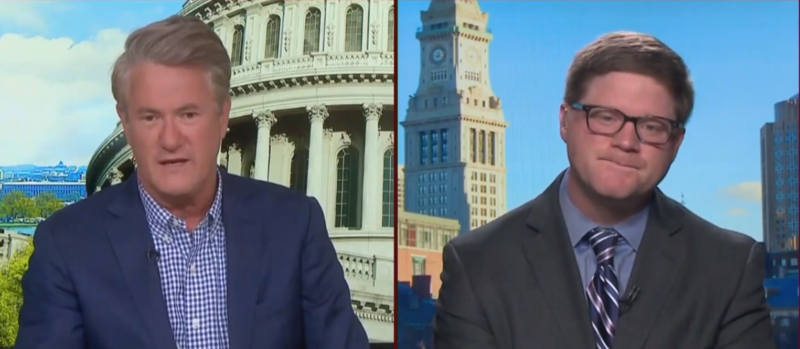 Morning Joe Guest: 'Bernie Is Losing Some Momentum' In New Hampshire