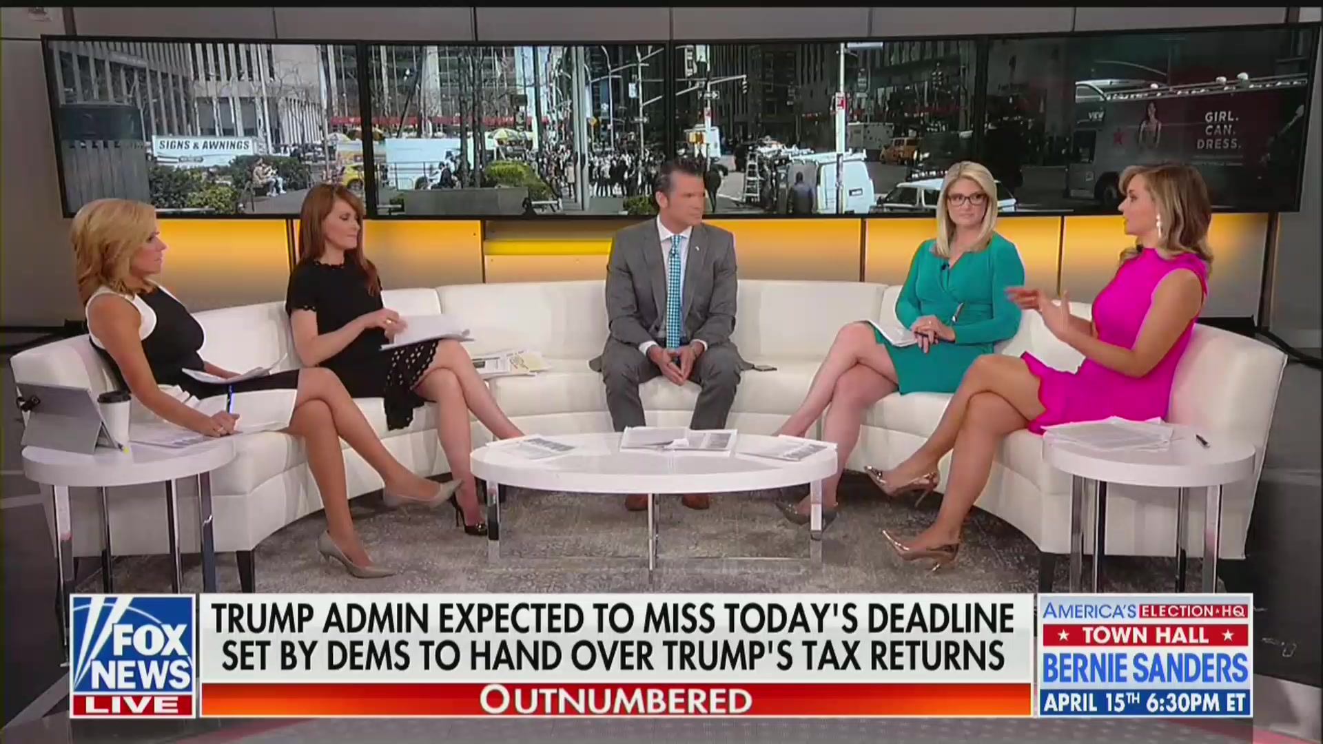 Fox News' Outnumbered Backs Steven Mnuchin in His Fiery Exchange With Maxine Waters