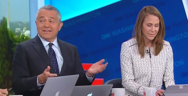 CNN's Jeffrey Toobin Laughs at Barr's Assertion That Trump Did Not Obstruct Justice