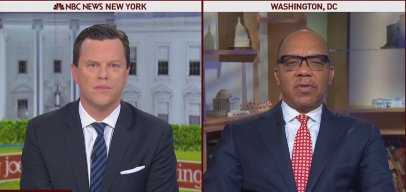 WaPo's Eugene Robinson: Trump Has No Idea What He's Doing, Could Blunder Into War With Iran