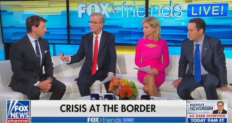 Fox News Audience Cheers For Trump To Use 1807 Insurrection Act To Remove Immigrants