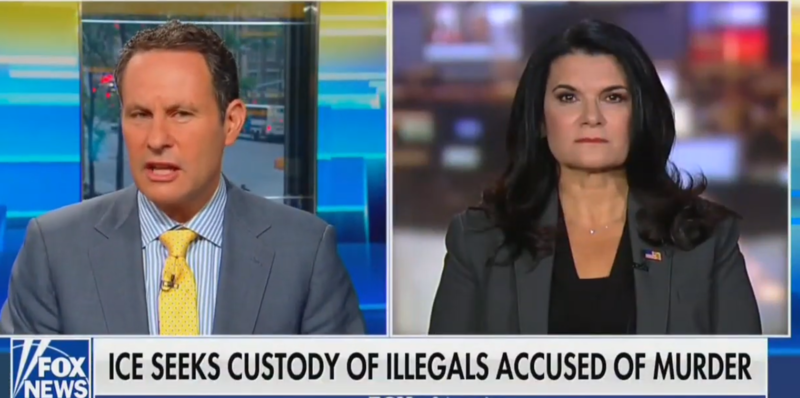 Fox's Brian Kilmeade: Are City Councils With Sanctuary Policies Accomplices To Murder?