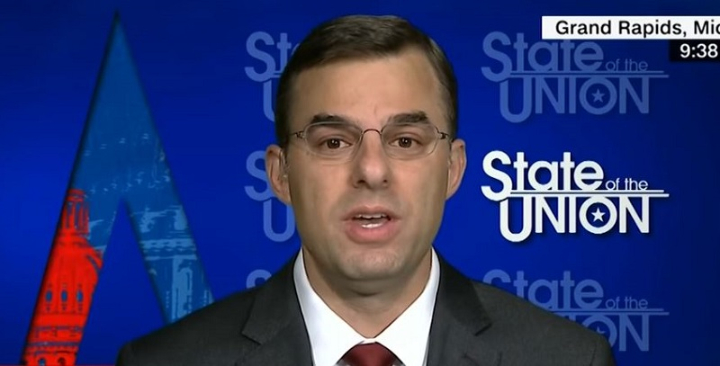 Justin Amash Doubles Down on Call for Trump's Impeachment Amid GOP Backlash