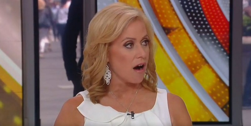 Fox's Melissa Francis Invites Republicans to 'Jump Off a Cliff' if They Don't Like Trump's Tariffs