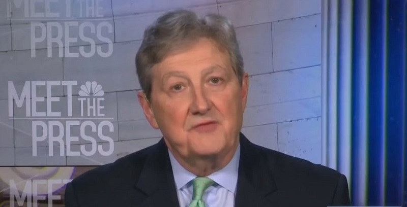 GOP Sen. John Kennedy on Russians Passing Stolen Campaign Materials: 'They're Not Jelly Heads'
