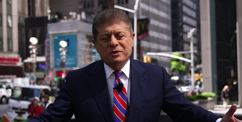 Fox's Judge Nap Sees 'Dangerous Trend' as Trump Violates Separation of Powers Three Times in a Week
