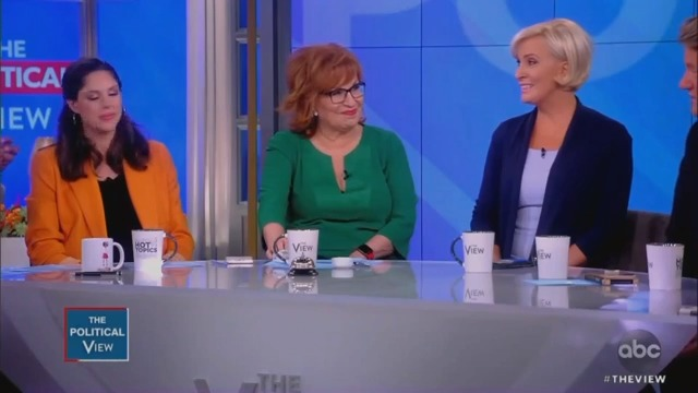 The View's Joy Behar Wonders If Dems Can 'Skip the Primary' and Give Biden the Nomination