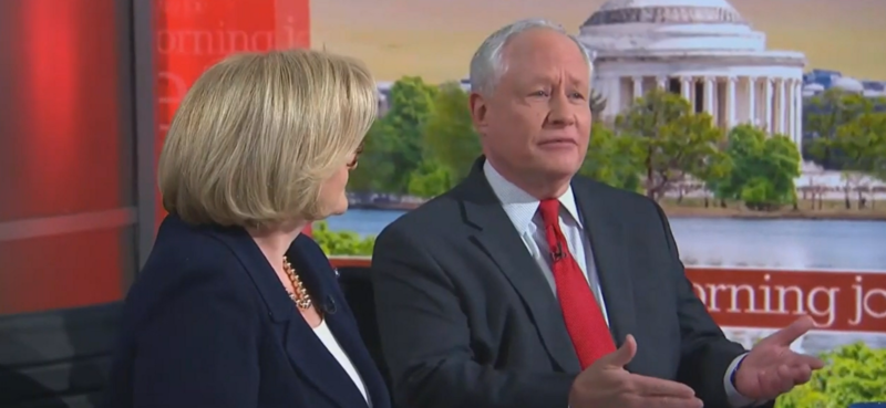 Bill Kristol: Trump Can't Win The 2020 Election But The Democrats Could Lose It