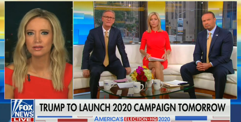 Kayleigh McEnany Tells Fox News Trump Is Leading In Polls, Ignores Fox Poll Showing Him Losing