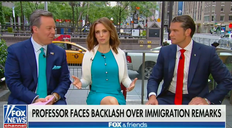 Fox's Pete Hegseth: Kids Go To College Conservative And Leave With These Lunatic Ideas