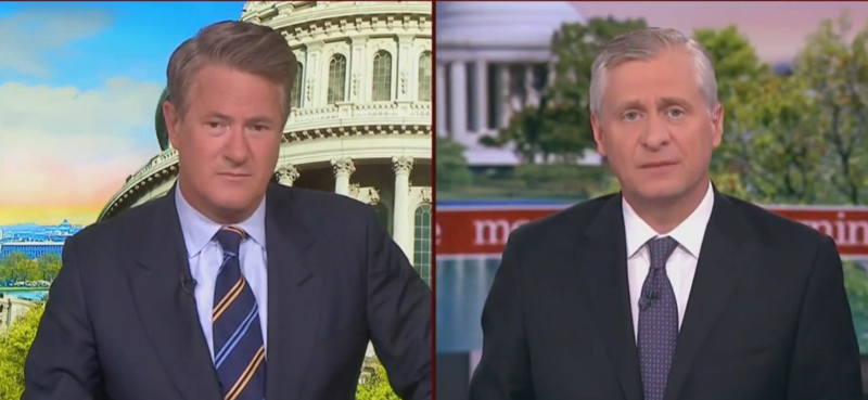 Jon Meacham: Countries Must Look At Trump Administration Like 'Particularly Unstable Regimes'