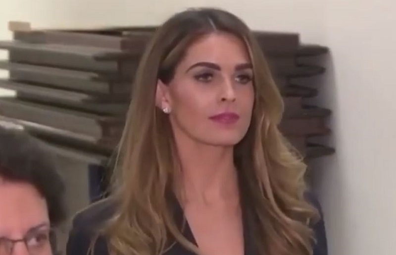 President Trump Defends Hope Hicks During Congressional Testimony: Democrats Are Putting Her 'Through Hell'