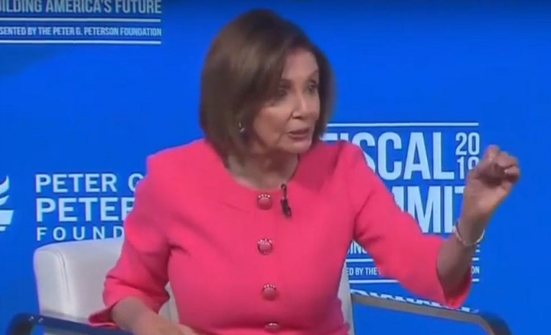 A Frustrated Nancy Pelosi Tells Off CNN's Manu Raju After He Asks Too Many Questions About Trump