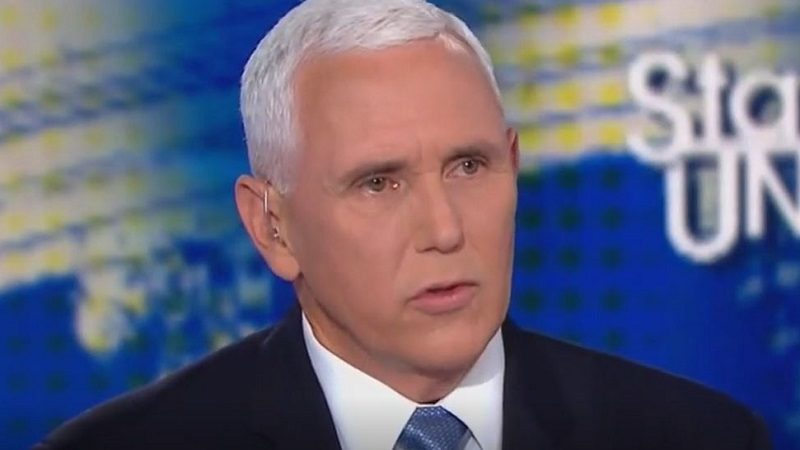 Mike Pence Concedes to Kamala Harris—Ten Weeks After Election Loss