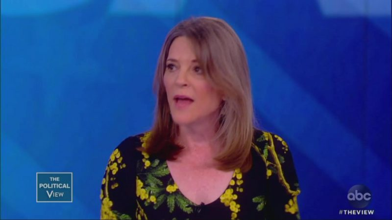 Marianne Williamson Tells 'The View': 'I Do Not Trust Propaganda on Either Side' of Vaccines