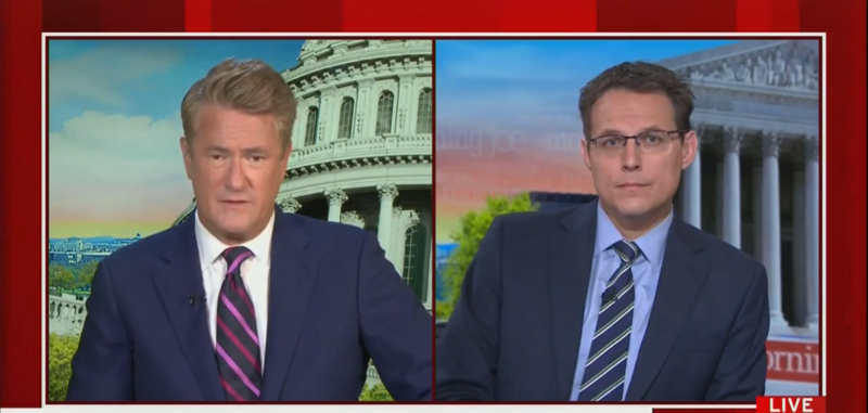 Joe Scarborough On Evangelicals: Getting Federal Judges Trumps Jesus' Teachings