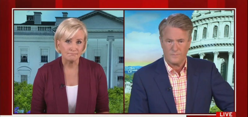 Mika Brzezinski: Trump Rally 'Send Her Back' Chants Are 'Pure And Simple Evil'
